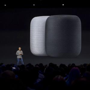 苹果又跳票了,智能音箱HomePod将推迟到2018年上市
