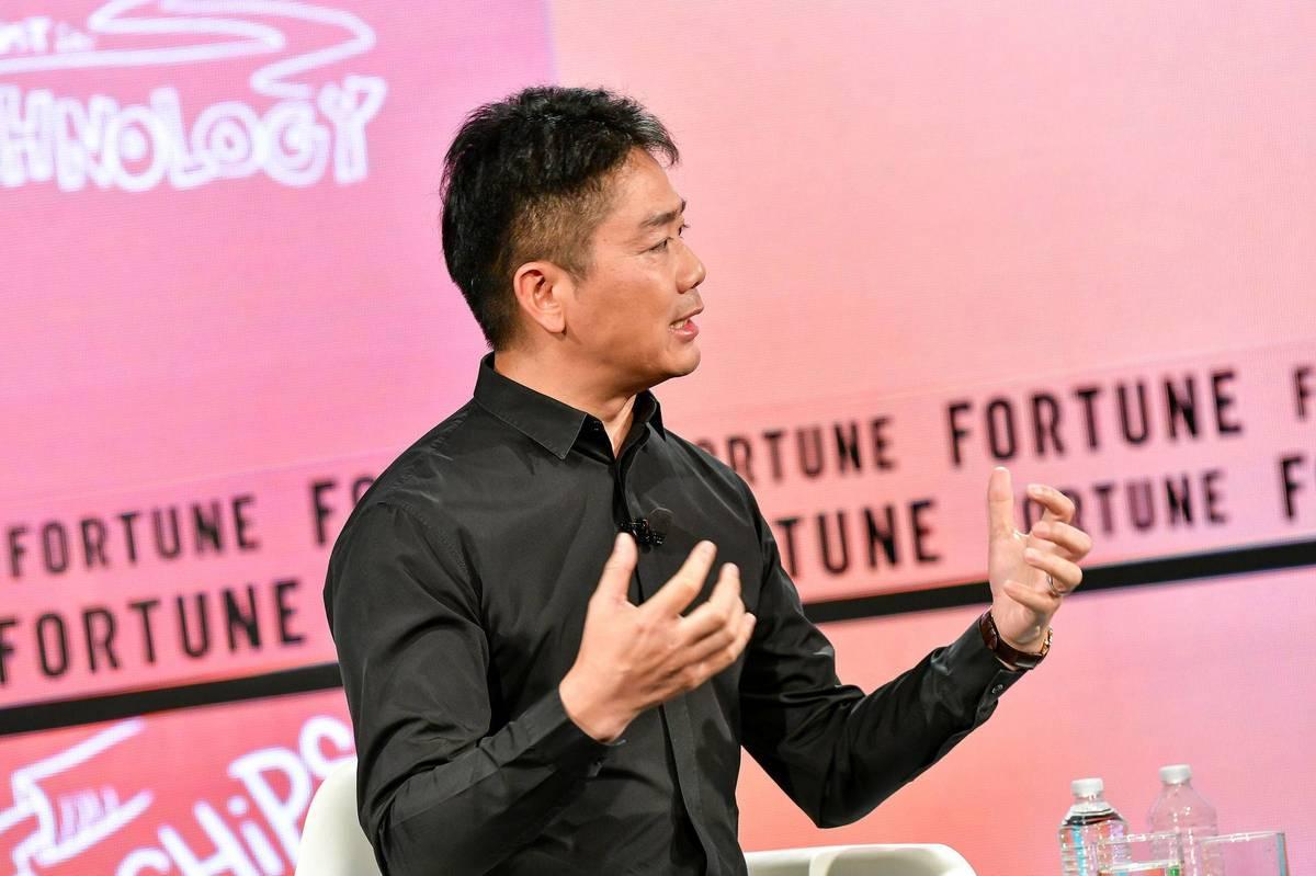 刘强东:微信给京东带来1/4新增用户