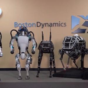 彭博商业周刊:谷歌雄心勃勃,却搞砸了机器人业务