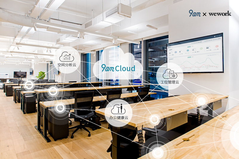 With data driven space change,