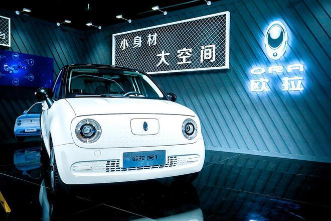 Front line | euler R1 officially listed, sold for 114800 yuan a comprehensive range of 351 km