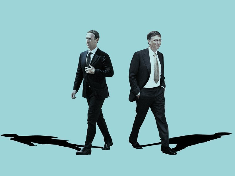 The great transition A16Z partners: Facebook, similar to Microsoft was 20 years ago