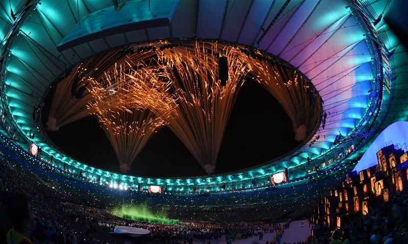 Another position to see the Rio Olympics - the 'black technology' application inventory
