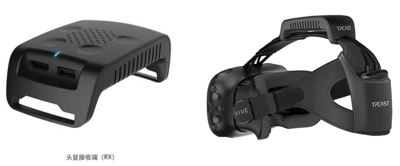 Based on PCVR market, transfer technology to cut off all the connection to the VR headsets
