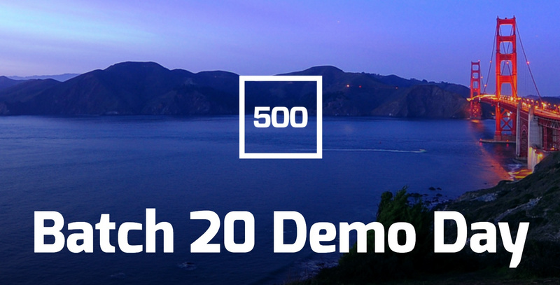 500 Startups Demo Day 25个精选项目