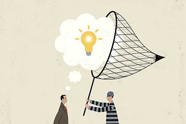 Startups in protecting intellectual property rights may be three mistakes