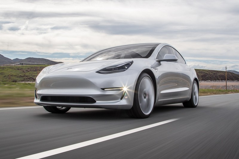 Tesla Model 3 capacity is fast approaching 5000 / week, I found some new information