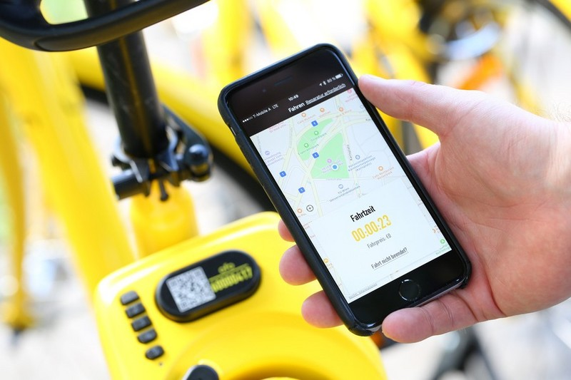 Ofo small yellow car Christmas New Year's new year's trip forecast report: Chengdu will be the hottest trip to the north.