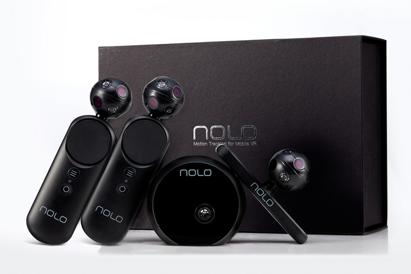 For smartphone users, NOLO NOLO provide cost-effective VR/AR interaction products CV1