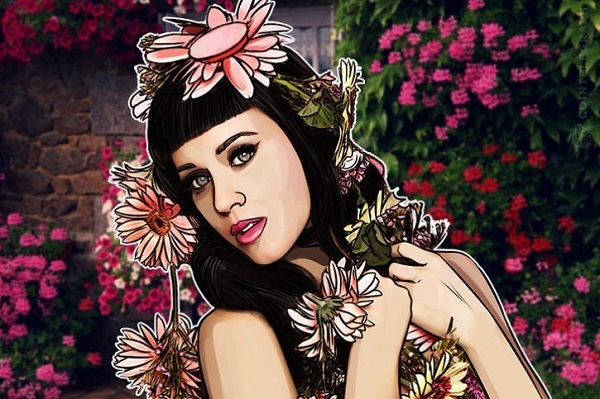 Digital currency Katy Perry has released more than 150,000 cumulative points of praise for digital currency nails.