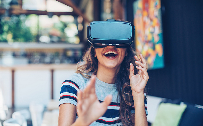 1 minute knowledge guide | VR, AR, MR, are? What kind of most business prospects?